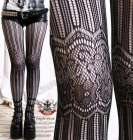 ARISTOCRAT LOLITA French Lace Tights/Pantyhose/Hosiery